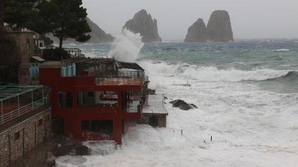 E' morto skipper scomparso a Capri