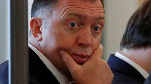 U.S. postpones sanctions deadline on Russian tycoon's firms