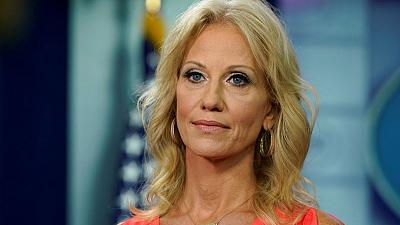 Trump jabs back at 'Mr. Kellyanne Conway,' an unusual critic