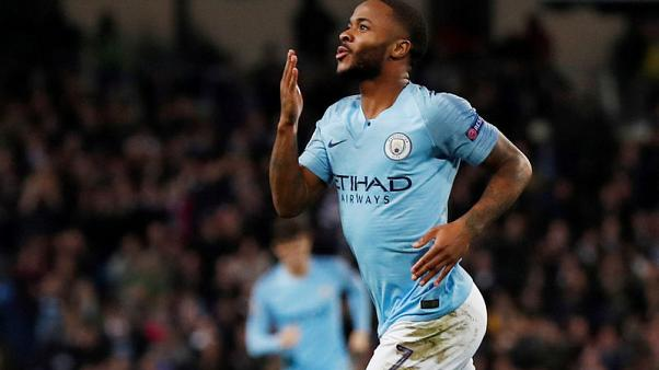 Manchester City's Sterling signs contract extension