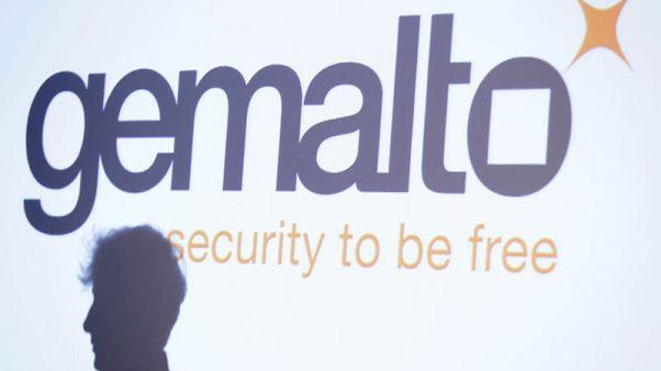 Exclusive: Thales on course for EU okay for Gemalto 4.8-billion-euro bid - source