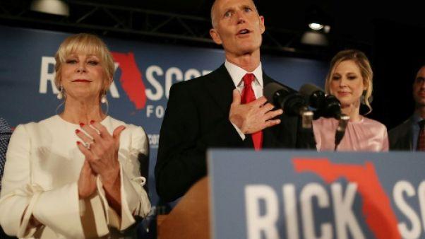 La Floride de nouveau plongée dans un amer imbroglio électoral