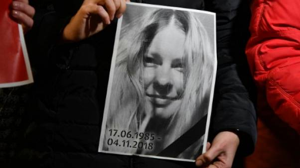 Mort d'une militante anticorruption: l'UE presse l'Ukraine de punir les responsables