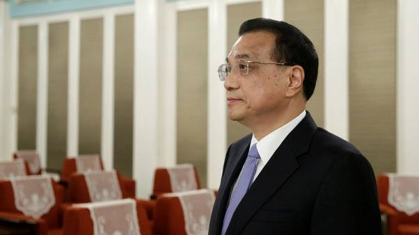 """China's Premier says loans to small firms should not be """"willfully withdrawn"""" - Xinhua"""