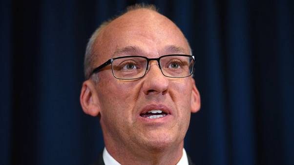 Australian political leader replaced after harassment allegations months from election