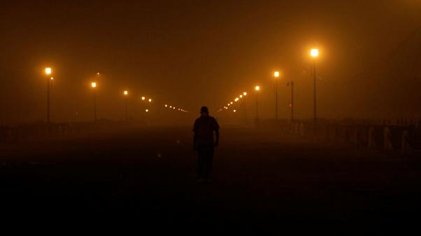 A window into the deadly pollution in India's capital