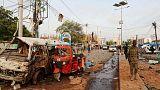 ارتفاع عدد قتلى الهجوم على فندق في الصومال إلى 39