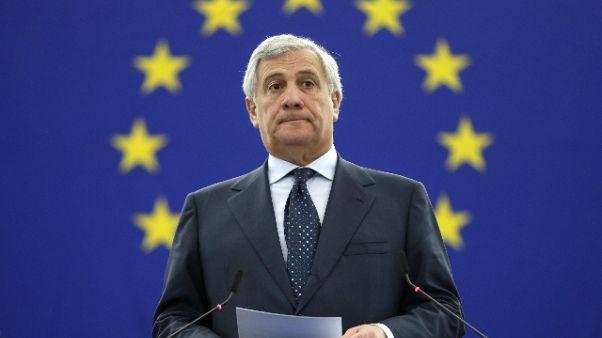 Migranti:Tajani,piano Marshall Africa