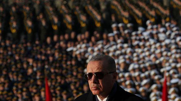 Germany, France, Britain, U.S. and Saudi Arabia listened to Khashoggi tapes, Erdogan says