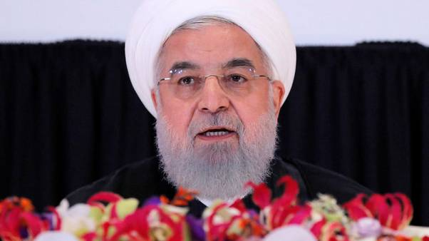 Rouhani says new U.S. sanctions have no effect on Iran economy