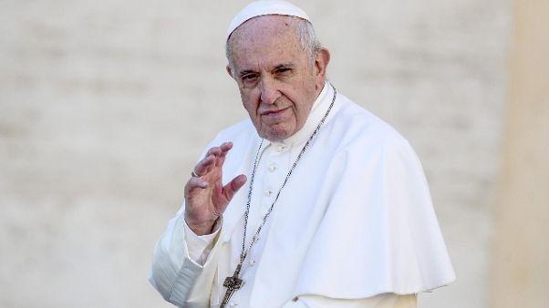 Papa, serve sviluppo sostenibile