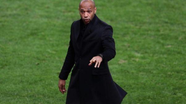 """Monaco-PSG : Thierry Henry, la """"référence"""" de Kylian Mbappé"""