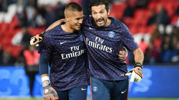Monaco-PSG: Tuchel n'a pas encore tranché entre Buffon et Areola