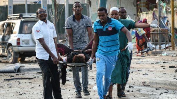 Somalie: au moins 41 morts dans l'attentat islamiste de vendredi à Mogadiscio