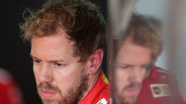 Vettel fastest in final Brazilian GP practice