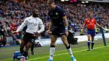 Seymour hat-trick seals comfortable Scotland win over Fiji