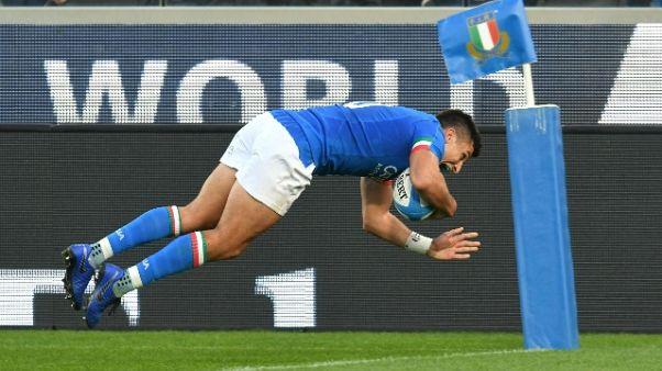 Rugby: O'Shea, vinto partita importante