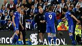 No goals but huge emotion as Leicester honour late owner