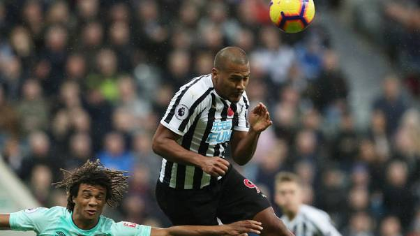 Rondon double earns Newcastle second straight win