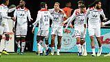Ligue 1: Lyon se fait peur à Guingamp mais s'impose 4-2 chez la lanterne rouge