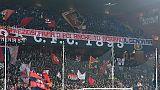 Genoa: i tifosi contestano Preziosi