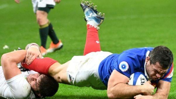 Rugby: la France battue sur le fil par l'Afrique du Sud