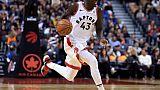 NBA: Toronto sur sa planète