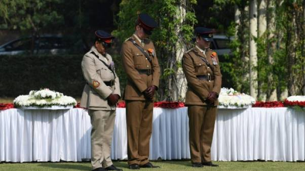 De la Nouvelle-Zélande à l'Inde, l'émotion 100 ans après l'armistice