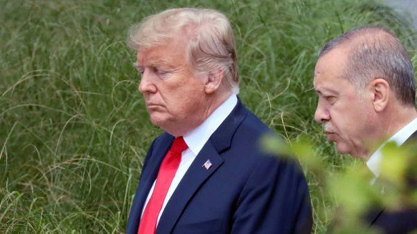 مسؤول بالبيت الأبيض: ترامب وأردوغان ناقشا الرد على مقتل خاشقجي