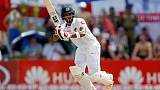Sri Lanka skipper out of second test due to groin injury