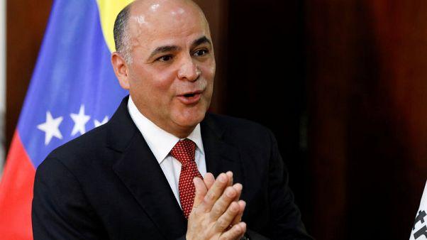 وزير النفط: إنتاج فنزويلا الحالي 1.5 مليون ب/ي