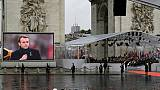 """Macron appelle les dirigeants mondiaux à ne pas """"opposer nos peurs"""""""