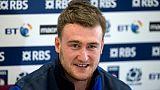 Rugby: Hogg quittera Glasgow à la fin de la saison