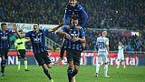 Serie A: Atalanta-Inter 4-1