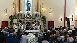 Ucciso e bruciato,celebrati i funerali