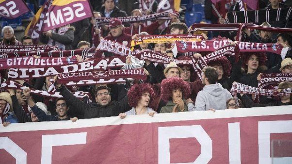 Serie B: Cittadella-Venezia 3-2