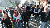 Thousands protest in Bulgaria against high fuel prices, car taxes