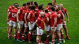 Mondial de rugby 2019: le Canada et l'Allemagne en pole