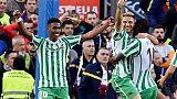 Espagne: le Betis surprend le Barça, enfin vaincu chez lui