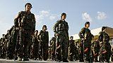 Syrie: une force kurdo-arabe annonce reprendre son offensive contre l'EI