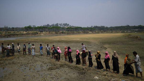 Myanmar prepares for first Rohingya returnees, but U.N. warns against rushing