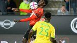 Ligue 1: Rennes gâche encore, Nantes freiné