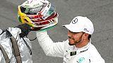 Hamilton, onore guidare per ragazzi team