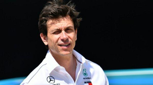 GP du Brésil: Toto Wolff, patron de Mercedes et grand manitou du paddock
