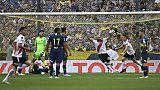 Copa Libertadores: Boca résiste à River dans une Bombonera en fusion