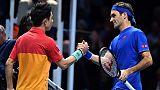 Tennis: Federer aux abonnés absents pour son entrée au Masters de Londres