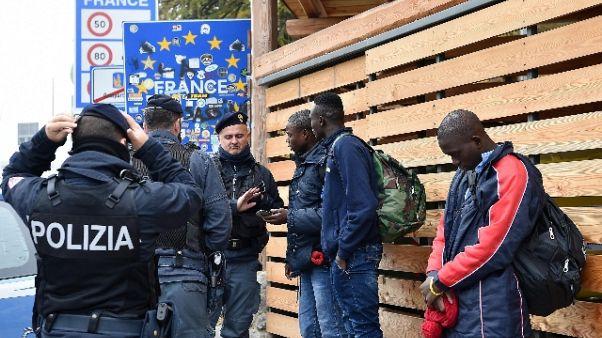 Ritrovati migranti dispersi in Val Susa