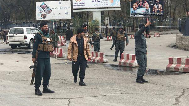 هجوم انتحاري يقتل 6 في كابول