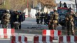 Suicide bomber kills six near police checkpoint in Afghan capital