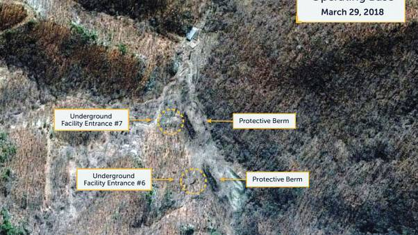 U.S. think tank identifies at least 13 undeclared missile bases in North Korea